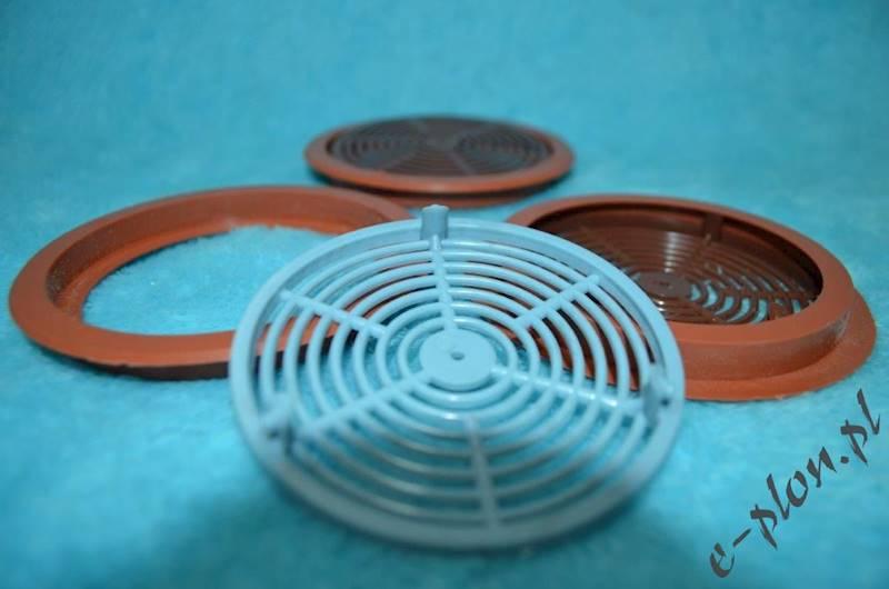 Sitko pająk w kpl ( pierścień+ sitko pajączek )
