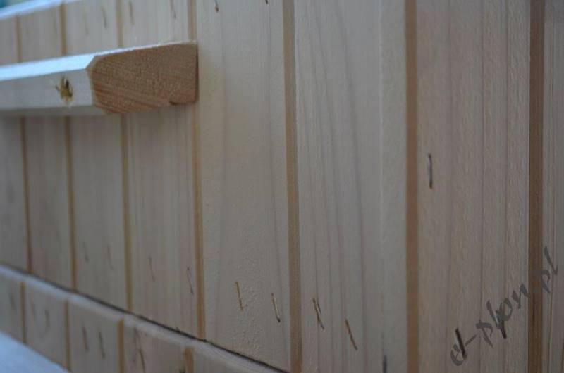 Korpus wlkp. 10R - drewniany 1112 SUŁK