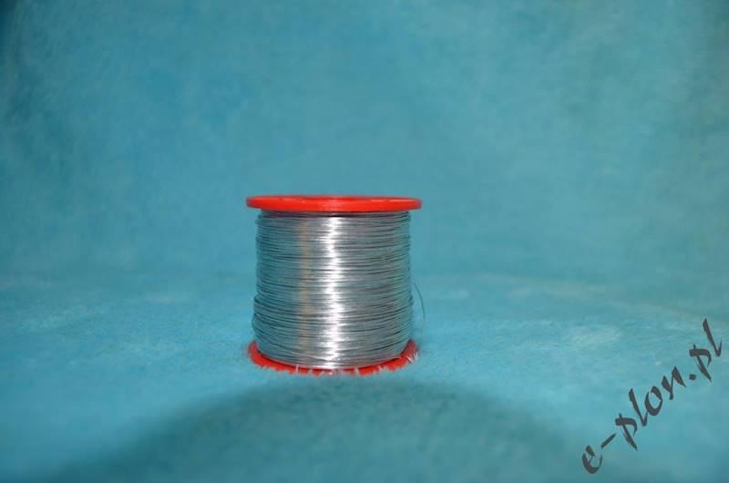 Drut do węzy 0,4 mm NIERDZEWNY- 200g