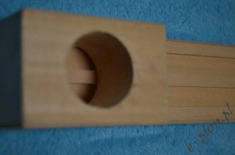 Poidełko butelkowe drewniane /Sułk/