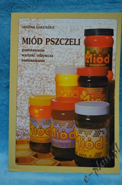 """Książka """"Miód pszczeli"""" powstawanie"""