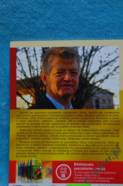 """Książka """"Pakiety i odkłady"""""""