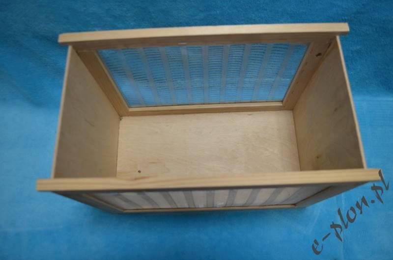 Izolator drewno+winidur wielkop. 5-ramkowy