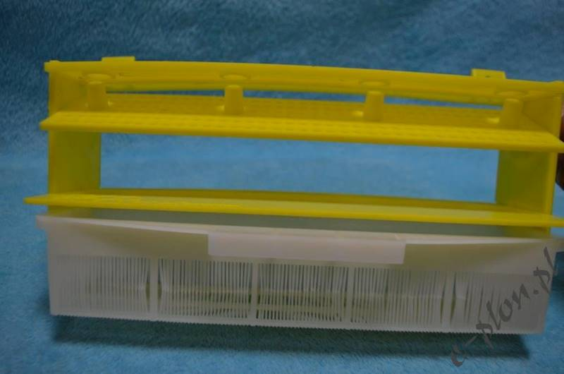 Poławiacz pyłku wylotkowy plastik 6079 /Łys/