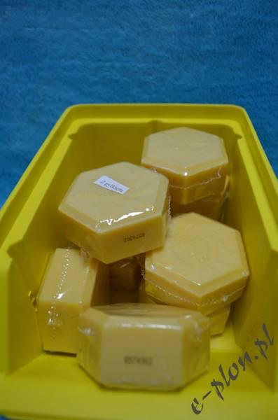 Mydło miodowe z pyłkiem 100g  / FR02 /
