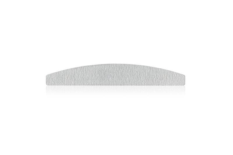 Pilnik BASIC szary (no logo) ŁÓDKA 100/180 Nail4U