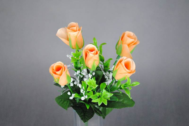 Róża w pąku