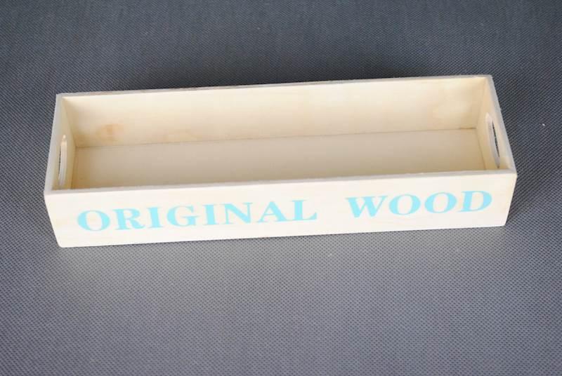 Skrzynka drewno