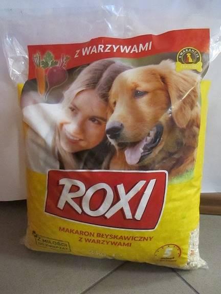 MAKARON ROXI 3 kg z WARZYWAMI bez gotow.