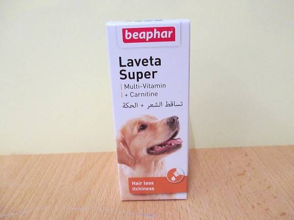 BEAPHAR LAVETA SUPER DLA PSA 50ml