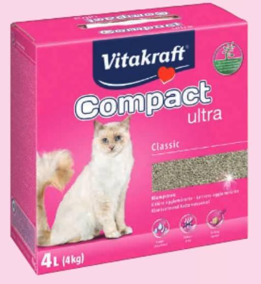 PIASEK COMPACT - VITAKRAFT 4kg
