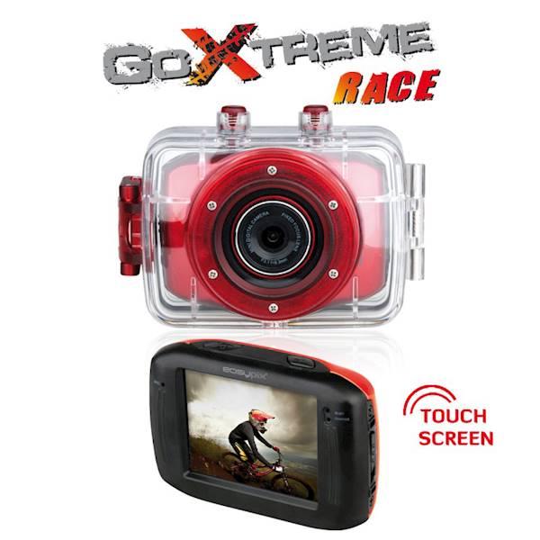 KAMERA AKCJI GoExtreme EasyPix Race Red