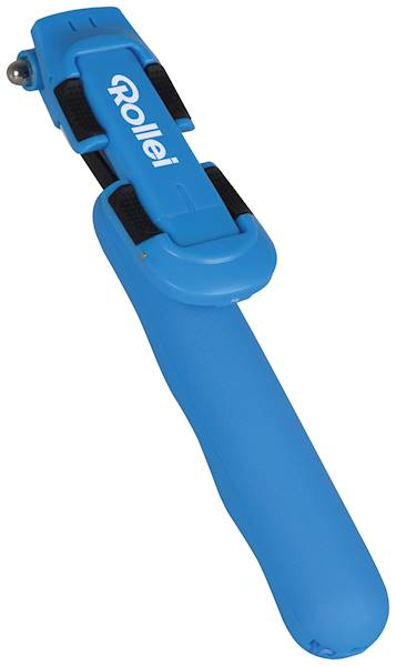KIJEK SELFIE BLUETOOTH 80cm 4 ME ROLLEI niebieski