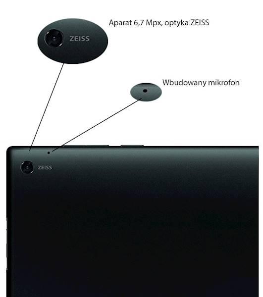 "TABLET 10"" NOKIA LUMIA 2520 32GB 4G LTE WINDOWS CZ"