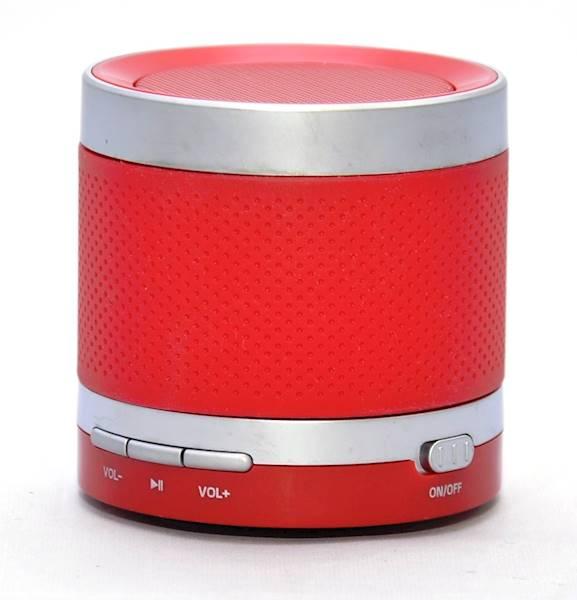 Głośniki Bluetooth Maginon BS-5 przenośny czerwony