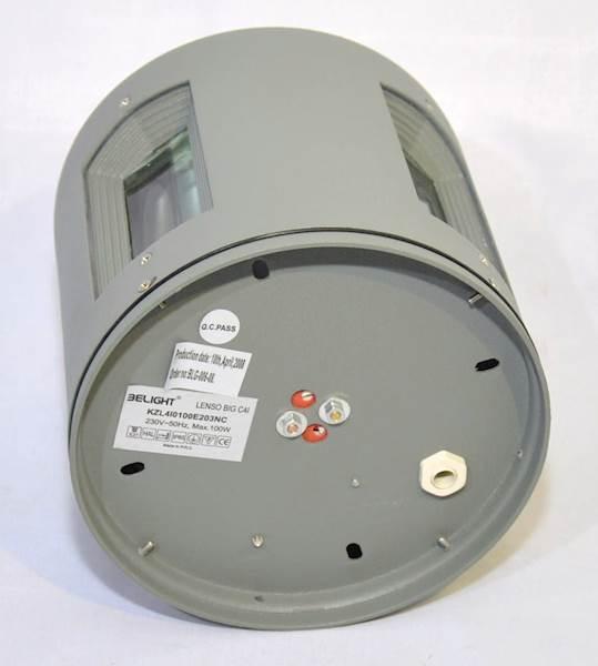 OPRAWA zewnętrzna LENSGBIGC4I ścienna lampa LED