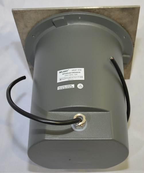 Oprawa najazdowa GRUNTR70S dogruntowa lampa70W;MH