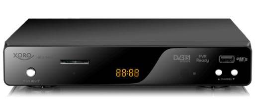 TUNER XORO HRS 3400 DVB-S OPAK.ZAST.