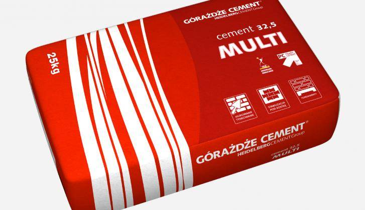 Cement  Portlandzki 25kg CEM V 32,5