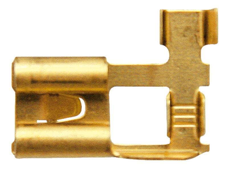 50750251241 Końcówka płaska 8mm.