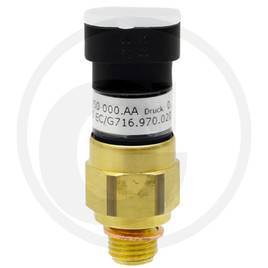 60760101 Czujnik ciśnienia oleju silnika