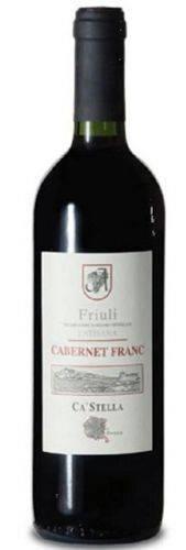 Cabernet Franc Ca'Stele DOC 0,75 (CW)