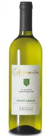 Pinot Grigio Anselmi DOC 0,75 (BW)