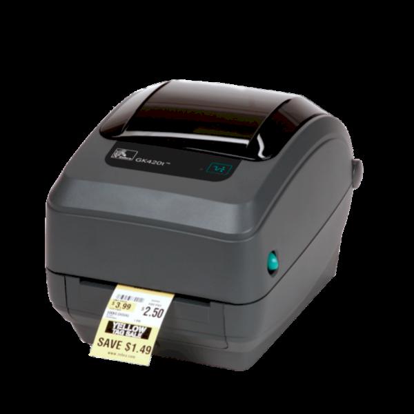 drukarka etykiet Zebra GK420T