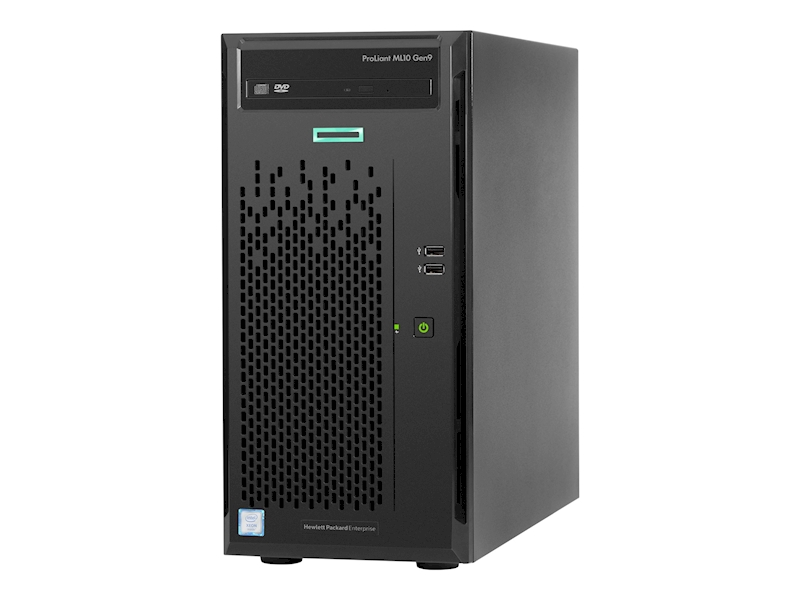 HPE ML10 Gen9 E3-1225v5 8GB EU Svr/GO