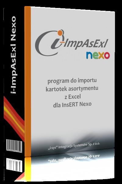 i-ImpAsExl nexo • licencja na 1 miesiąc