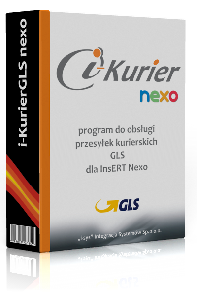 i-KurierGLS nexo • licencja na 1 miesiąc