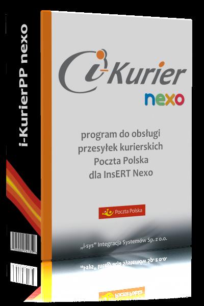 i-KurierPP nexo • licencja na 1 miesiąc