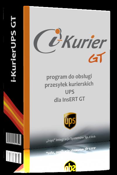 i-KurierUPS GT • licencja na 12 miesięcy