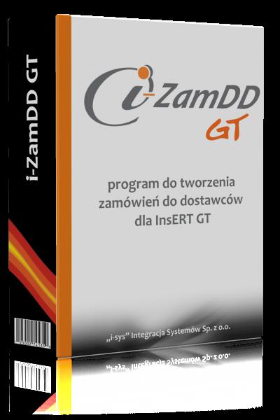 i-ZamDD GT • licencja na 12 miesięcy