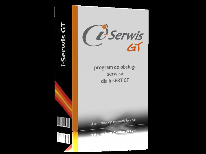 i-Serwis GT (program do zarządzania serwisem) -50% + Sfera dla Subiekta GT