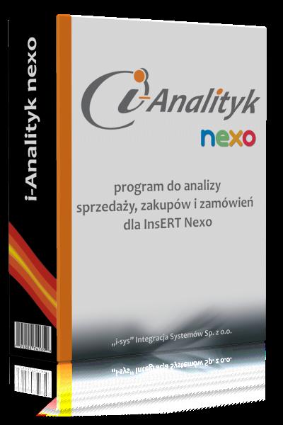 i-Analityk nexo • 12 miesięcy