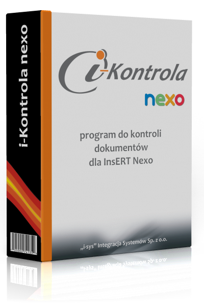 i-Kontrola nexo • Licencja na: 3 miesiące
