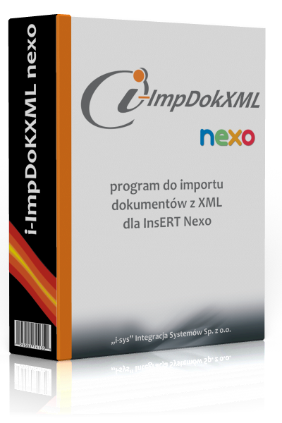 i-ImpDokXML nexo • Licencja na: 12 miesięcy