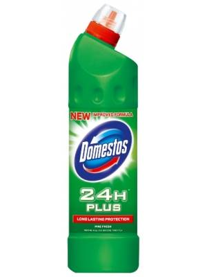 LEVER-DOMESTOS 750ML PINE FRESH PŁYN DO WC ZIELONY