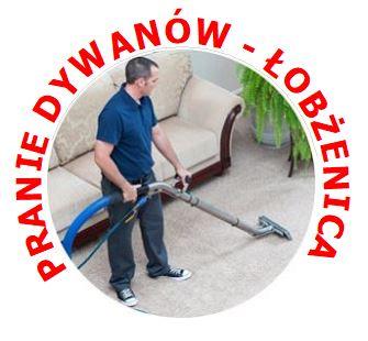 Pranie Dywanów Łobżenica