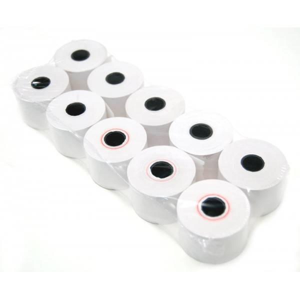 Papierowe rolki termiczne 57mm/30m