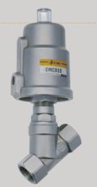 UP EMCJ-10-50-S1 ZAWÓR STAL NIERDZEWNA SS 316 3/8