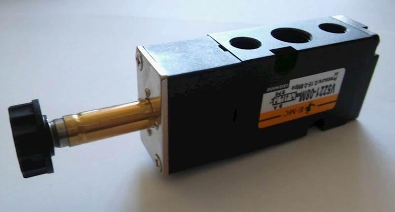"""EMC V5221-08 ELEKTROZAWÓR PIĘCIODROGOWY 5/2 1/4"""""""