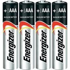 BATERIA AAA LR03 4szt ENERGIZER [12]