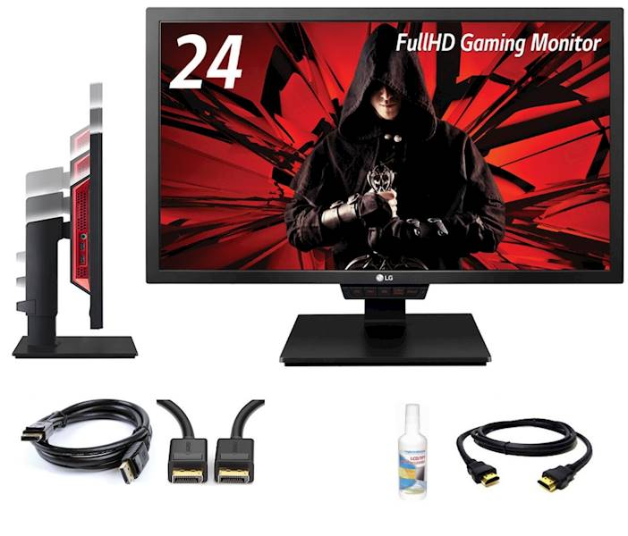Monitor LG Electronics 24'' 24GM79G-B 144Hz