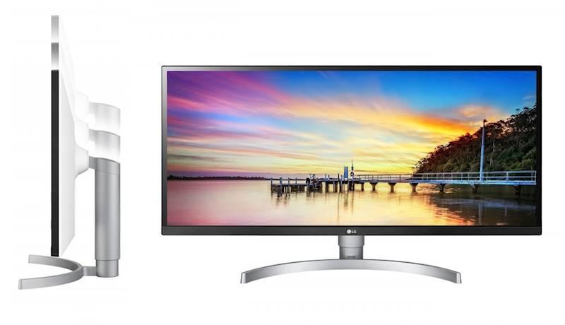 "Monitor LG 34"" 34WK650-W 21:9 IPS HDR10"
