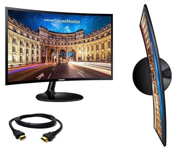"""Monitor Samsung 27"""" C27F390FHU"""